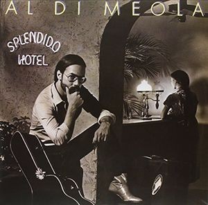 【送料無料】Al Di Meola / Splendido Hotel (180Gram Vinyl)【輸入盤LPレコード】【LP2016/3/4 発売】(アル・ディ・メオラ)