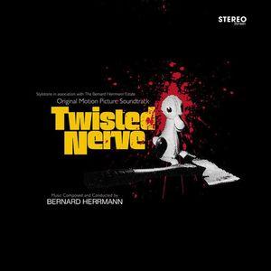 【送料無料】Bernard Herrmann (Soundtrack) / Twisted Nerve (w/CD) (Black) (Gatefold LP Jacket) (w/Bonus 7