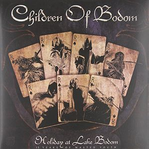【送料無料】Children Of Bodom / Holiday At Lake Bodom (Limited Edition)【輸入盤LPレコード】