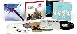 【送料無料】Free / Vinyl Collection (Box) 【輸入盤LPレコード】【LP2016/9/9発売】(フリー)
