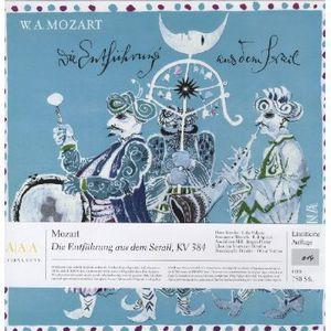 【送料無料】Mozart/Dresden Staatskapelle/Suitner / Die Entfuhrung Aus Dem Serail【輸入盤LPレコード】