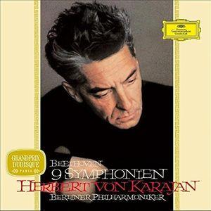 【送料無料】Karajan/Berliner Philharmoniker / Beethoven Symphonies【輸入盤LPレコード】【LP2015/12/11発売】