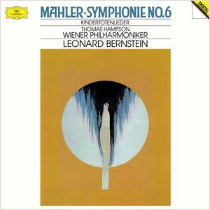 【送料無料】Leonard Bernstein & Wiener Philharmoniker / Mahler: Symphonie No. 6 (香港盤)【輸入盤LPレコード】(レナード・バーンスタイン)