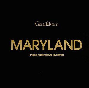 【送料無料】Gesaffelstein / Maryland Ost (UK盤)【輸入盤LPレコード】