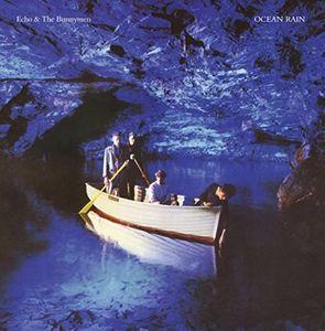 【送料無料】Echo & The Bunnymen / Ocean Rain (UK盤)【輸入盤LPレコード】【LP2015/12/11発売】(エコー&ザ・バニーメン)