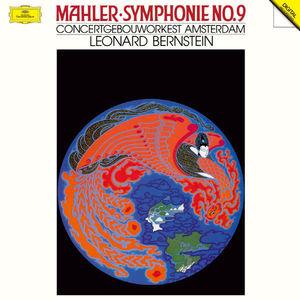 【送料無料】Mahler/Leonard Bernstein / Mahler: Symphony 9 (アジア盤)【輸入盤LPレコード】
