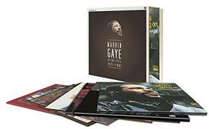 【輸入盤LPレコード】Marvin Gaye / Marvin Gaye 1971-1981 (Box)(マーヴィン・ゲイ)