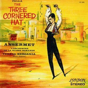 【送料無料】Ernest Ansermet / Falla The Three Cornered Hat (180 Gram Vinyl)【輸入盤LPレコード】
