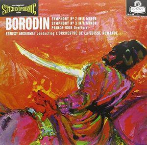 【送料無料】Ernest Ansermet / Borodin Symphonies Nos. 2 & 3 (Limited Edition) (180 Gram Vinyl)【輸入盤LPレコード】