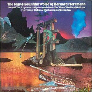 【送料無料】Bernard Herrmann (Soundtrack) / Mysterious Film World Of Bernard Herrmann【輸入盤LPレコード】【LP2017/5/30発売】