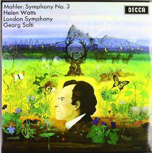 【輸入盤LPレコード】Mahler/Solti/London Symphony Orchestra / Symphony 3 (180 Gram Vinyl)