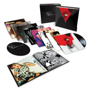【輸入盤LPレコード】Rihanna / Studio Album Vinyl Box (Box)【LP2016/12/16発売】(リアーナ)