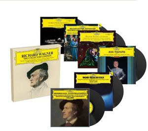 【輸入盤LPレコード】【送料無料】VA / Wagner The Colletor's Edition (Limited Edition)