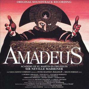 【輸入盤LPレコード】Neville Marriner (Soundtrack) / Amadeus (Box) (Deluxe Edition)