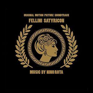 【送料無料】Nino Rota (Soundtrack) / Fellini Satyricon (Box) (Deluxe Edition)【輸入盤LPレコード】【LP2017/5/5発売】(ニーノ・ロータ)