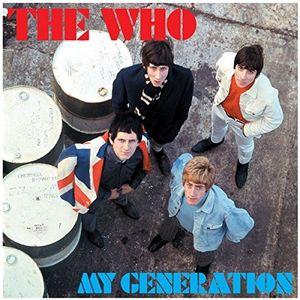 【送料無料】Who / My Generation (Deluxe Eidtion)【輸入盤LPレコード】【LP2017/2/10発売】(フー)