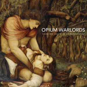 【送料無料】Opium Warlords / Taste My Sword Of Understanding Gold Vinyl (UK盤)【輸入盤LPレコード】