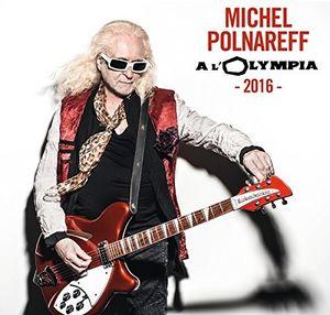 【輸入盤LPレコード】Michel Polnareff / Olympia 2016 (フランス盤)【LP2017/2/3発売】(ミッシェル・ポルナレフ)