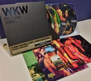 【輸入盤LPレコード】【送料無料】Wong Kar Wai / Picture Vinyl Box Set (Picture Disc) (Box) (香港盤)【LP2017/1/20発売】(サウンドトラック)