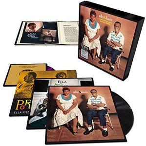 【送料無料】Ella Fitzgerald/Louis Armstrong / Complete Studio Master Takes (スペイン盤)【輸入盤LPレコード】【LP2017/3/20発売】(エラ・フィッツジェラルド&ルイ・アームストロング)