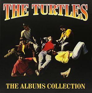 【送料無料】Turtles / Albums Collection (Colored Vinyl) (Box) (UK盤)【輸入盤LPレコード】【LP2017/4/28発売】