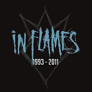 【送料無料】In Flames / 1993 - 2011 (Box) (UK盤)【輸入盤LPレコード】【LP2016/12/9発売】(イン・フレイムス)