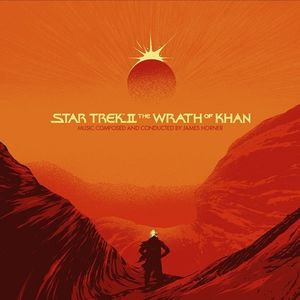 【送料無料】James Horner (Soundtrack) / Star Trek II: The Wrath Of Khan (UK盤)【輸入盤LPレコード】【LP2016/10/21発売】(サウンドトラック)