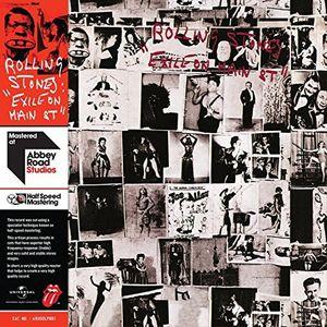 【送料無料】Rolling Stones / Exile On Main Street: Half Speed Mastering (香港盤)【輸入盤LPレコード】(ローリング・ストーンズ)