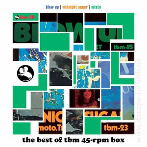 【送料無料】VA / Best Of Tbm (Three Blind Mice) (Box)【輸入盤LPレコード】