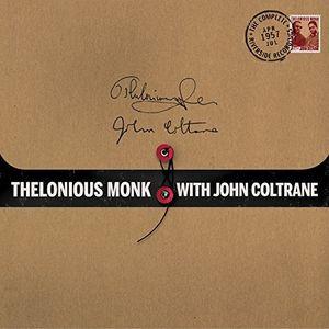 【輸入盤LPレコード】Thelonious Monk/John Coltrane / Complete 1957 Riverside Recordings【LP2017/6/9発売】(セロニアス・モンク)