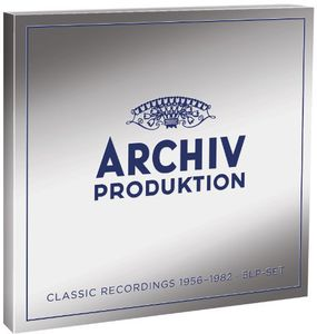 【送料無料】VA / Archiv Produktion: Classical Recordings 1956-1982【輸入盤LPレコード】