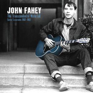 【送料無料】John Fahey / Transcendental Waterfall - Guitar Excursions 1962【輸入盤LPレコード】