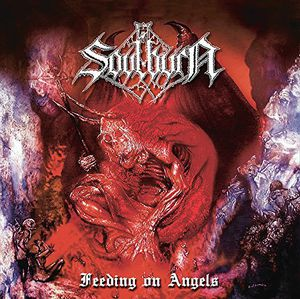 【送料無料】Soulburn / Feeding On Angels (UK盤)【輸入盤LPレコード】
