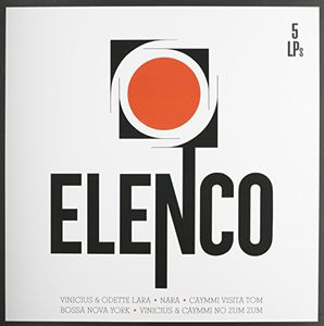 【送料無料】VA LP/ Elenco Elenco LP Box Set【輸入盤LPレコード/】, Axis.bag:9a79066a --- sunward.msk.ru