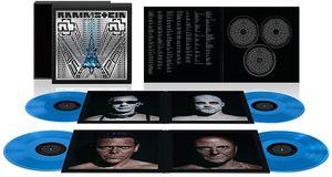 【送料無料】Rammstein / Rammstein: Paris - Super Deluxe Edition (Gatefold Lp Jacket)【輸入盤LPレコード】【LP2017/5/26発売】(ラムシュタイン)