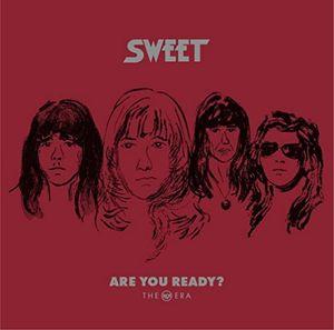【送料無料】Sweet / Are You Ready (Box) (UK盤)【輸入盤LPレコード】【LP2017/4/21発売】(スウィート)