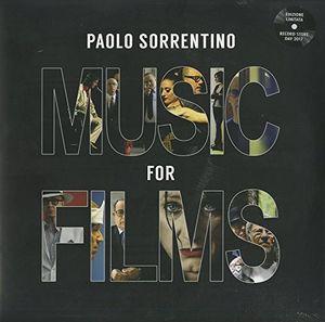 【輸入盤LPレコード】Paolo Sorrentino / Paolo Sorrentino: Music For Films (イタリア盤)【LP2017/5/5発売】