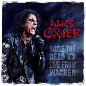 【輸入盤LPレコード】Alice / Alice Cooper: Raise The Dead - Live From Wacken【LP2016/12/23発売】