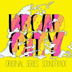 ただ今クーポン発行中です 輸入盤LPレコード 評価 Soundtrack Broad City Colored Vinyl Yellow 絶品 2発売 LP2016 Download 12 サウンドトラック Card Digital