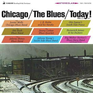 【送料無料】VA / Chicago & The Blues & Today (180 Gram Vinyl)【輸入盤LPレコード】