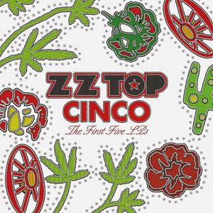 【送料無料】ZZ Top / Cinco: The First Five Lps (180gram Vinyl) (Box)【輸入盤LPレコード】【LP2017/6/9発売】(ZZトップ)