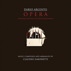 【送料無料】Claudio Simonetti (Soundtrack) / Opera (Dario Argento) (Limited Edition)【輸入盤LPレコード】【LP2017/6/9発売】(サウンドトラック)