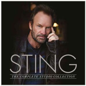 【輸入盤LPレコード】Sting / Complete Studio Collection (Box)【LP2017/6/9発売】(スティング)
