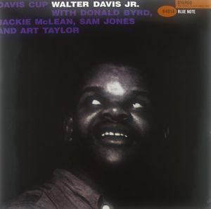 【送料無料】Walter Davis Jr / Davis Cup (180 Gram Vinyl)【輸入盤LPレコード】