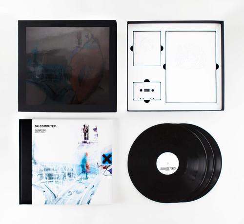 【輸入盤LPレコード】Radiohead / OK Computer Oknotok 1997 2017【LP2017/7/21発売】(レディオヘッド)