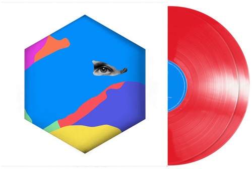 【送料無料】Beck / Colors (Colored Vinyl) (Red) (Deluxe Edition)【輸入盤LPレコード】【LP2017/10/13発売】(ベック)