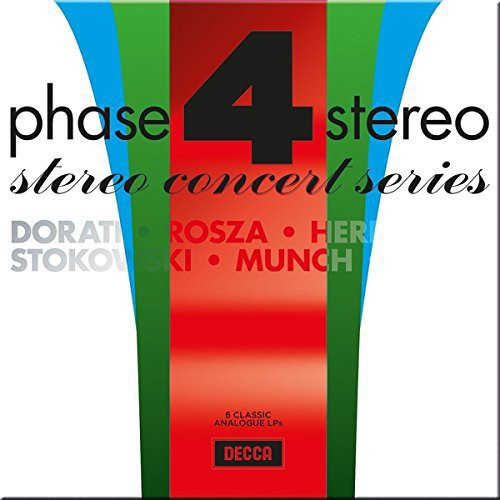【送料無料】VA / Phase Four Stereo Concert Series (Limited Edition)【輸入盤LPレコード】