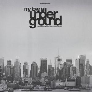 【送料無料】VA / My Love Is Underground【輸入盤LPレコード】