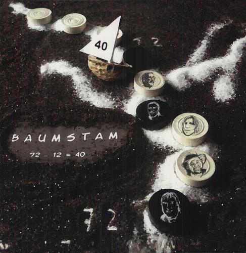 【送料無料】Baumstam / 72-12=40 (オランダ盤)【輸入盤LPレコード】