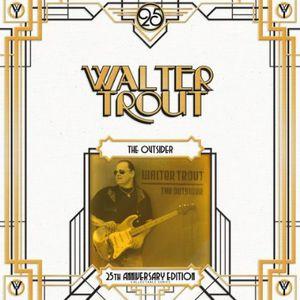 【送料無料】Walter Trout / Outsider: 25th Anniversary Series (UK盤)【輸入盤LPレコード】